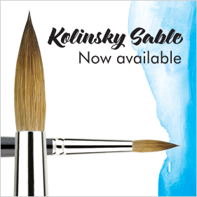 New Kolinsky Sable