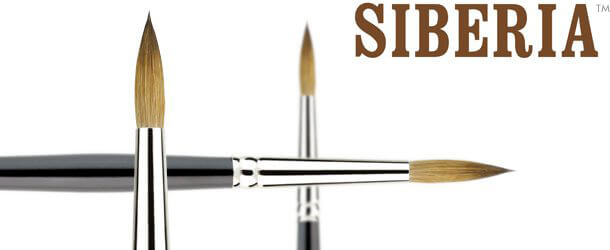 Siberia™ Oil Painting Brushes