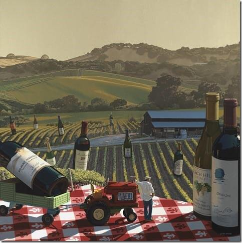 Wine Country by Scott Moore