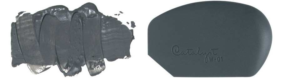 Silicone Wedge texture tool nb 1