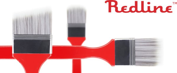 Redline™ Synthetic Blend Acrylic Painting Brushes