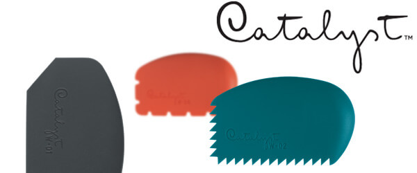 Catalyst™ Wedges Art Tools