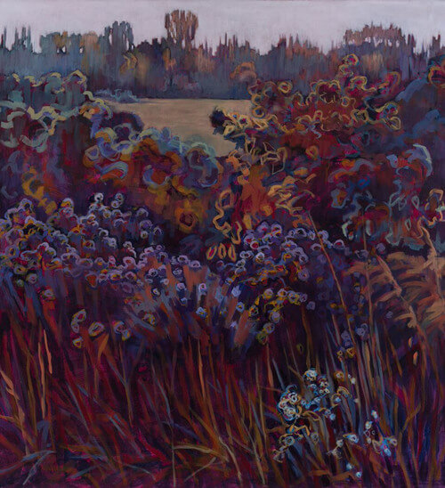 Vibrant Landscapes: Nina Weiss on Princeton Artist Brush Co. Website