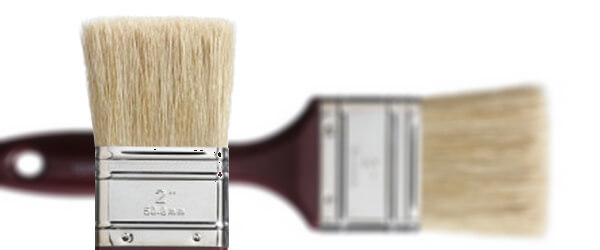 Natural Bristle Artist Brush