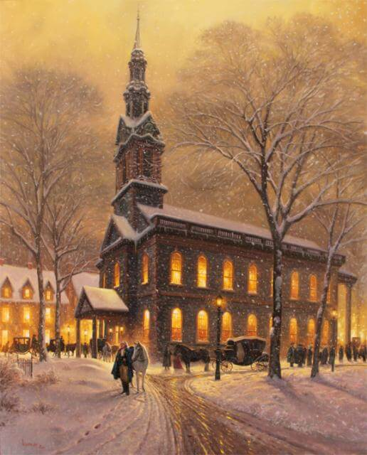 Praying for America by Mark Keathley on Princeton Artist Brush Co.
